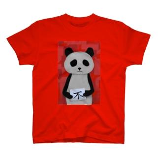 PANDA No.1 T-shirts