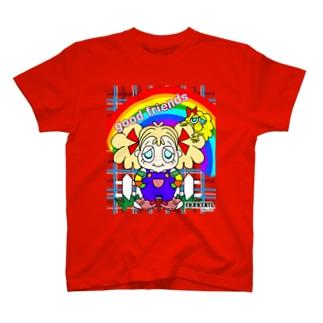 モジャリティーヌとモジャリティーヌ T-shirts