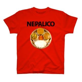 NEPARICO 非公式Tシャツ T-shirts