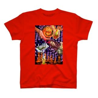 パワーストーン『カンテラオパール』 T-shirts