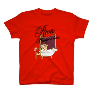 Rion  shampoo time T-shirts