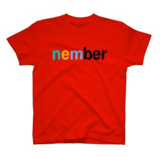 nember T-shirts