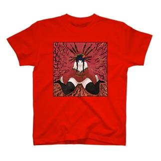 花魁 T-shirts
