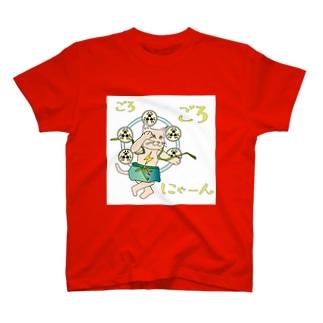 雷ニャン T-shirts