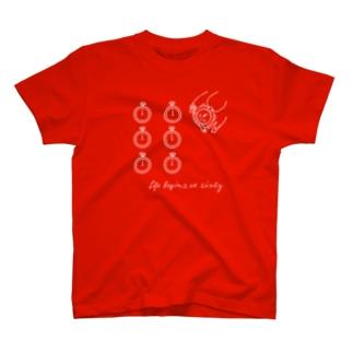 還暦 T-shirts