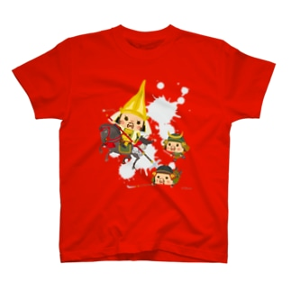 チョイコレ武将(前田利家) T-shirts