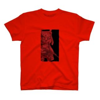 FrenzyRabbitRED T-shirts