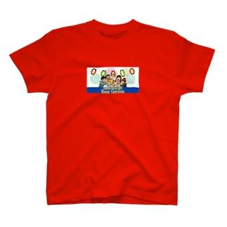 西古川ビアガーデン Tシャツ