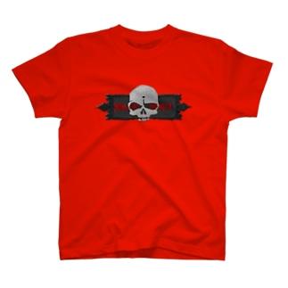 HEADSHOT WHT CRACK T-Shirt