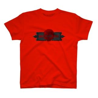 HEADSHOT RED CRACK T-Shirt