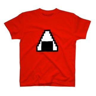 おにぎりアイコン T-shirts