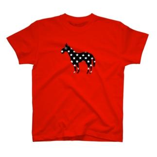 新種(星毛) T-shirts