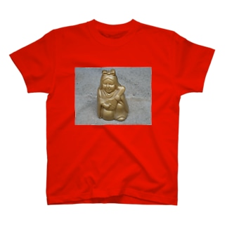 弁天様と楽しむ毎日 T-shirts