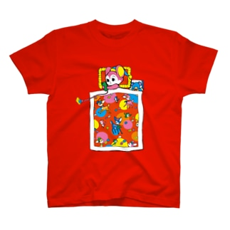 よなよなスマホ依存 T-shirts