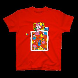 おまけ星のよなよなスマホ依存 T-shirts
