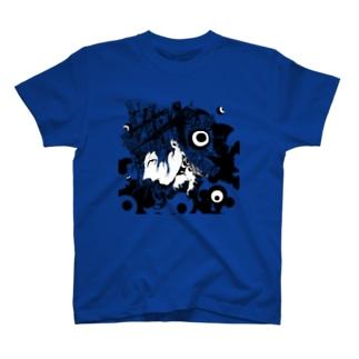 君という街。バブル Tシャツ