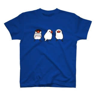 わんぱく文鳥 Tシャツ