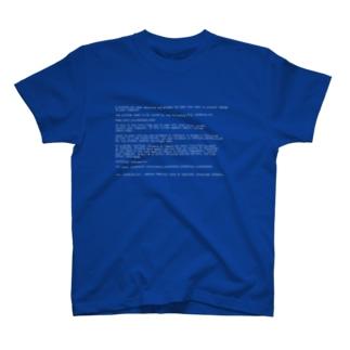 メッセージ Tシャツ