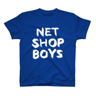 NET SHOP BOYS Tシャツ