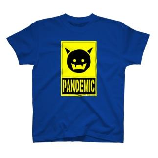 PANDEMIC Tシャツ