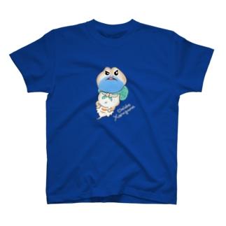 ちょいおこゼノガマ Tシャツ
