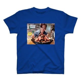 ふみいち 作『肉食系男子』 Tシャツ