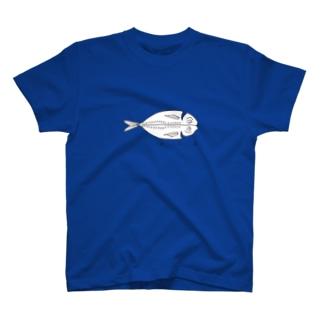 シュラッター鯵 Tシャツ