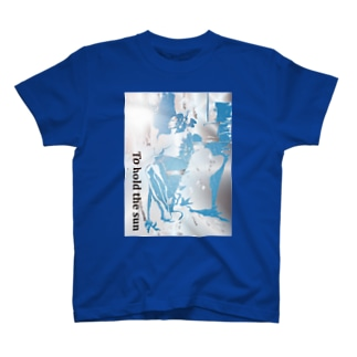 To hold the sun Tシャツ
