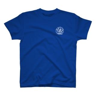 あしたのあしコンバット(シロ) Tシャツ