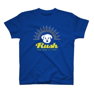 Rush-Yellow- Tシャツ