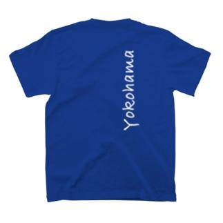 オフの日 Yokohama T-shirts