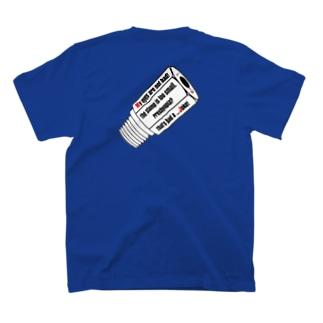 メインジェット バックプリント T-shirts