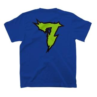 【ラグビー / Rugby】Flanker! #7!(番号入り) T-shirts