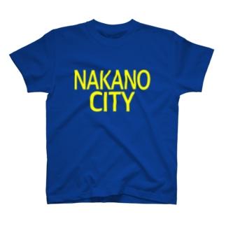 NAKANO CITY T-shirts