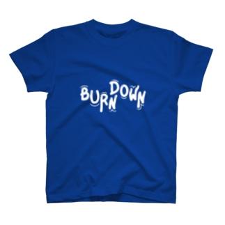 バーンダウン T-shirts
