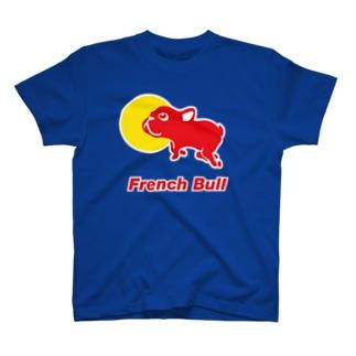 フレンチブルドック 2 T-shirts