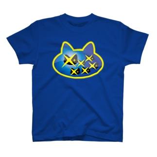 ネコ耳 SUBARU T-shirts