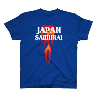 japan samurai T-shirts