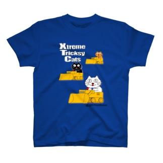 ネコ兄弟 tXTC_28 T-shirts