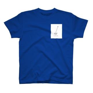 CLEAN UP. 〜トイレ掃除やだなバージョン〜 T-shirts