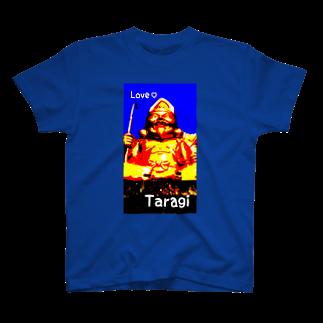 ~らぶタラギ~の金運アップ!POPな ♪ -えべっさん- T-shirts