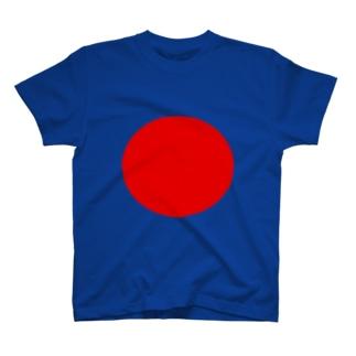 クロマキバレットのねむる T-shirts