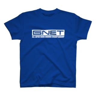 G-NET White Tシャツ