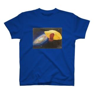 宇宙の隣の日常 T-shirts