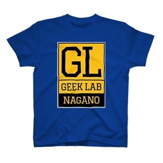 GEEKLAB.NAGANO(スタンダード) T-shirts