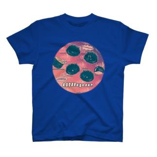 うにーく!ブルーベリーブルー T-shirts