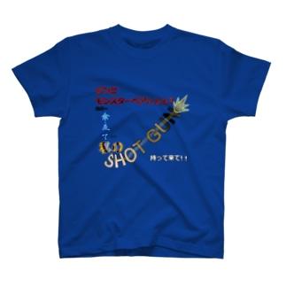 ショットガン T-shirts