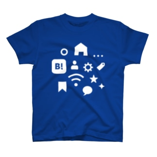 はてなブックマーク 2016復刻 T-shirts