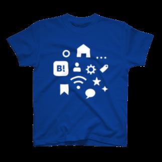 はてなのはてなブックマーク 2016復刻 T-shirts