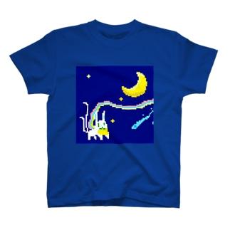 月どろぼう T-shirts